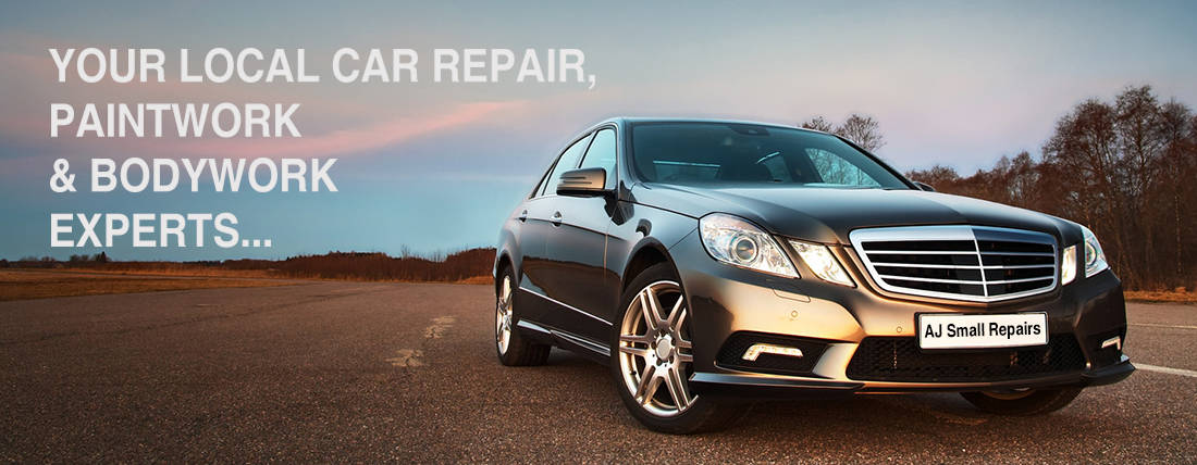 AJ Bodywork Centre Car Bodywork Crawley Dent Repairs - Mercedes benz body repair centre
